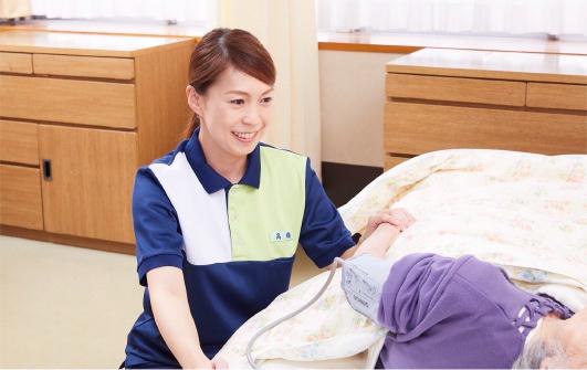 看護師 高橋さん